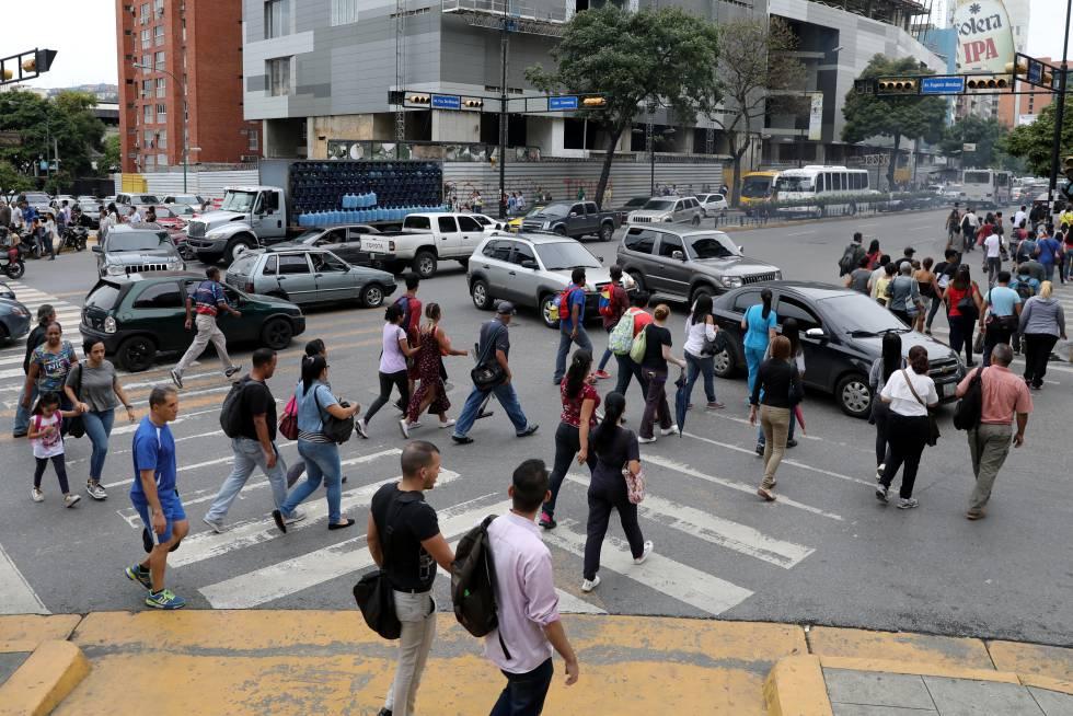 La grave crisis del sistema eléctrico venezolano vuelve a dejar sin luz a gran parte del país