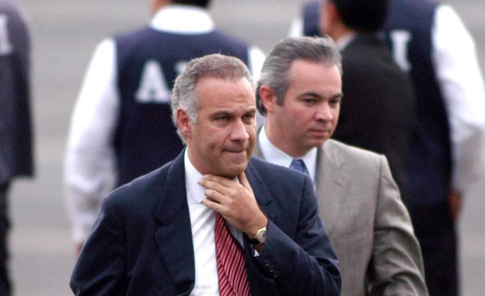 El abogado Juan Collado, el 9 de julio en Ciudad de México.