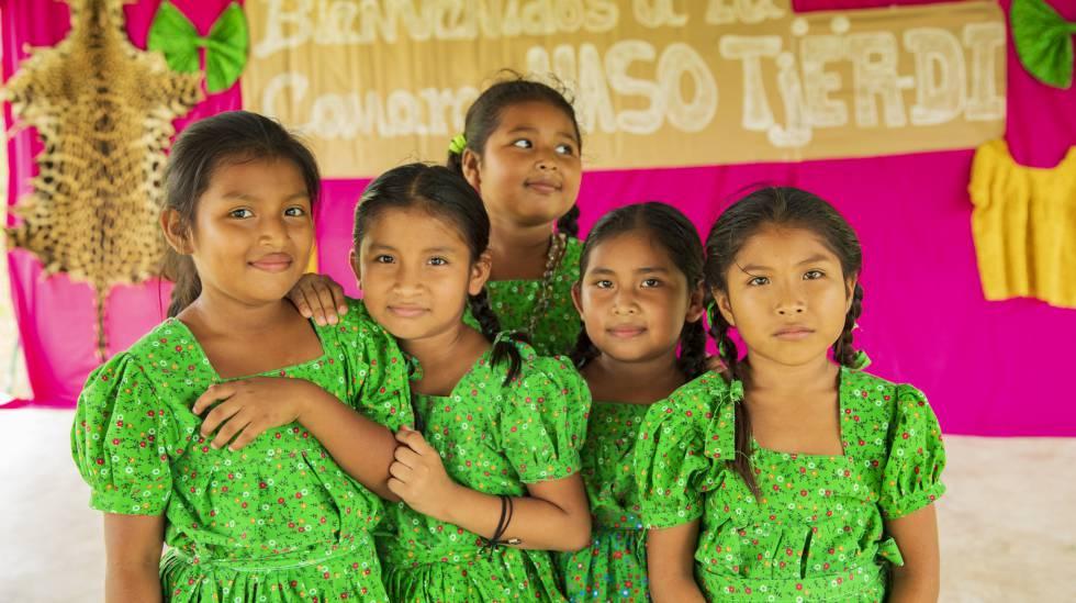 Educar en lenguas indígenas.