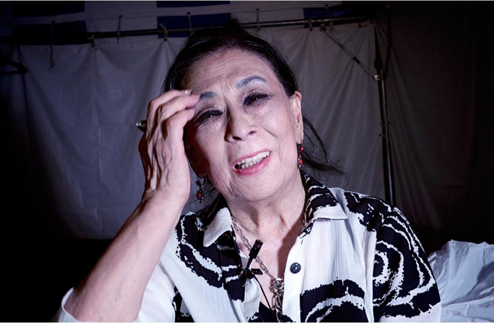 Yoko Komatsubara, la gran dama del flamenco japonés
