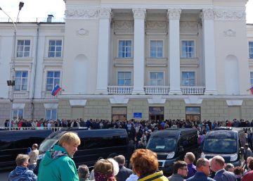 """Moscou admite que a explosão em uma base russa estava ligada a testes de """"novas armas"""""""