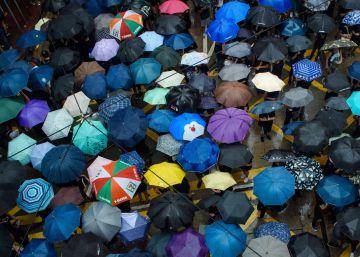 Protestos em Hong Kong aumentam a tensão com a China