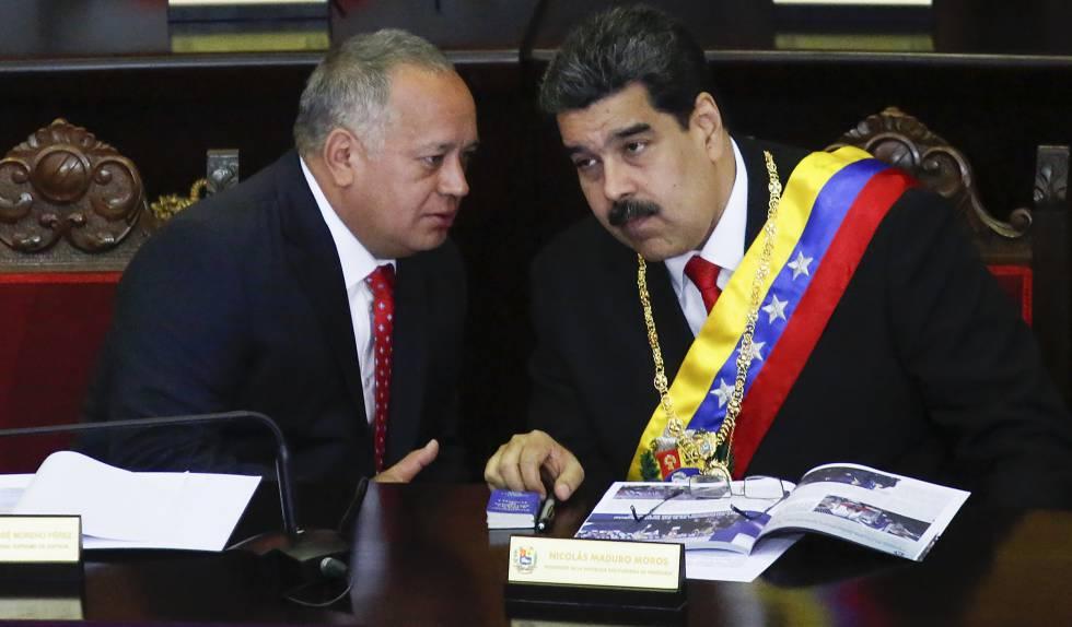 diosdado cabello venezuela