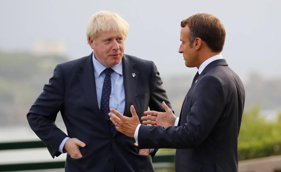 Tusk y Johnson se echan las culpas por un posible Brexit duro