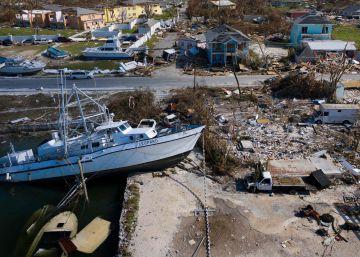 Ilhas Bahamas enfrentam a tragédia após a passagem do furacão Dorian
