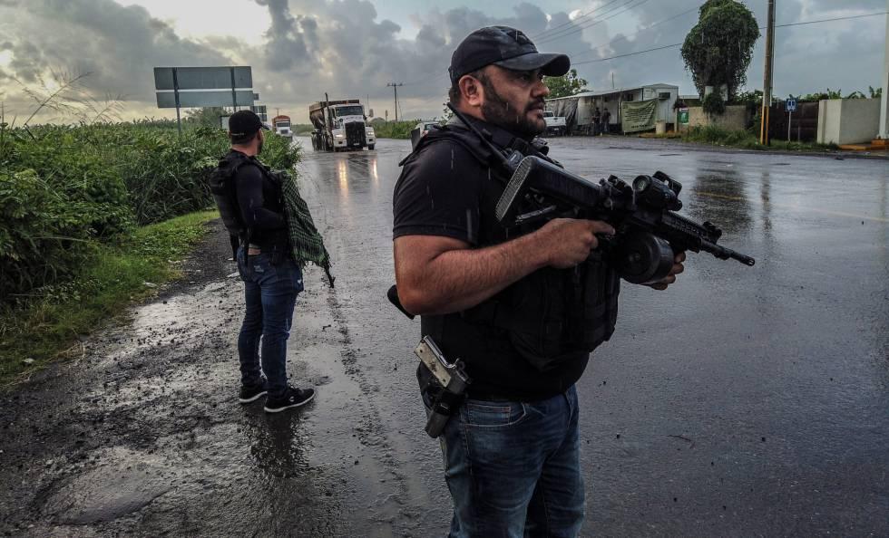 Michoacán: En el corazón de la guerra en México