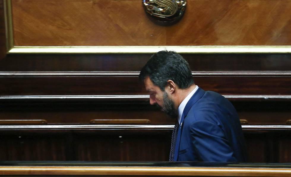 El frío invierno de Matteo Salvini