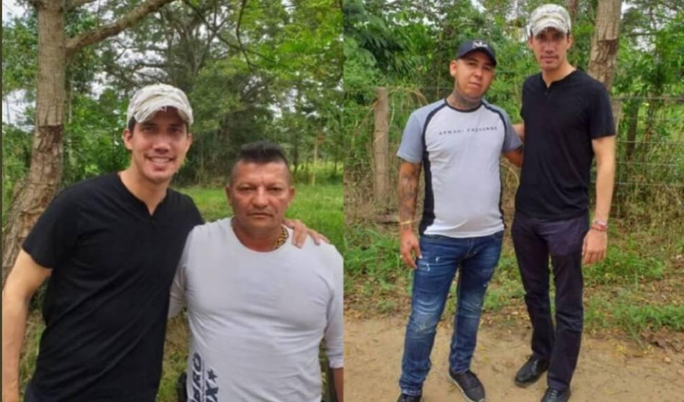 Venezuela: Unas fotos con narcos en la frontera disparan las ...