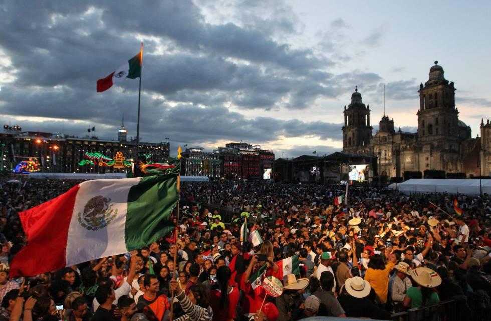 Día De La Independencia De México Lo Que Sabemos Pero A Veces Olvidamos Internacional El País