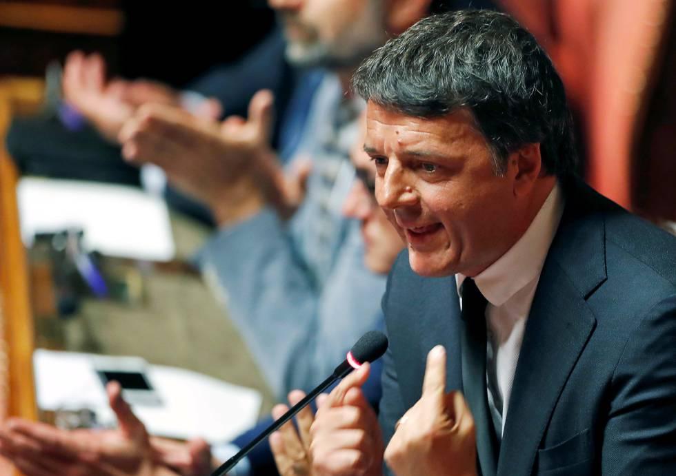 Renzi abandona el PD y crea un nuevo partido de centro en Italia