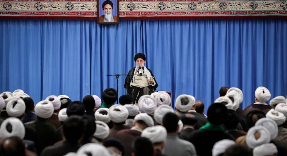 El líder supremo de Irán cierra la puerta al diálogo con Estados Unidos