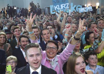 Áustria castiga ultranacionalista por suspeitas de corrupção e dá vitória a conservador
