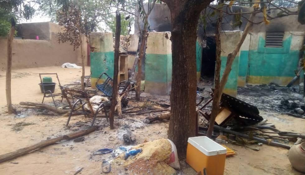 Resultado de imagen de ataques terroriste en mali
