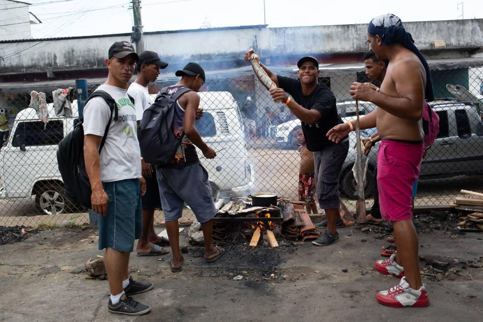 emigrantes venezolanos