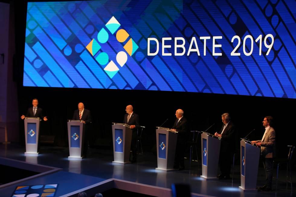 Resultado de imagen para el debate