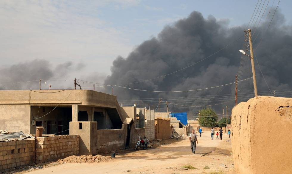 EE UU y Turquía pactan un alto el fuego en la ofensiva de Ankara en Siria