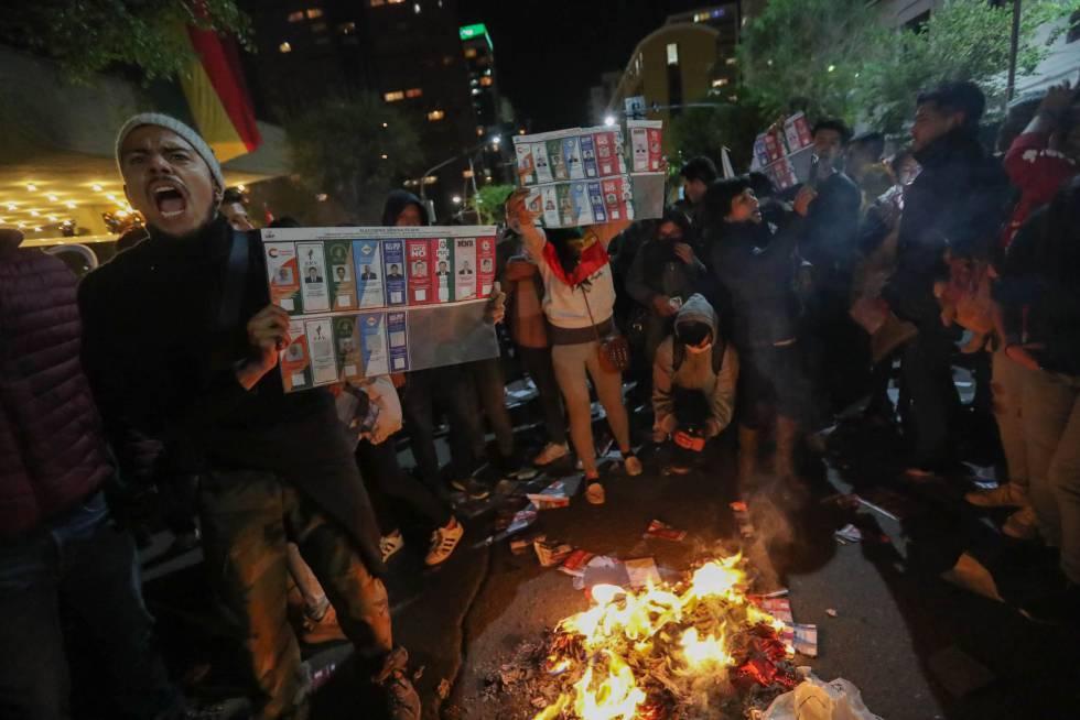 Resultado de imagen para elecciones bolivia