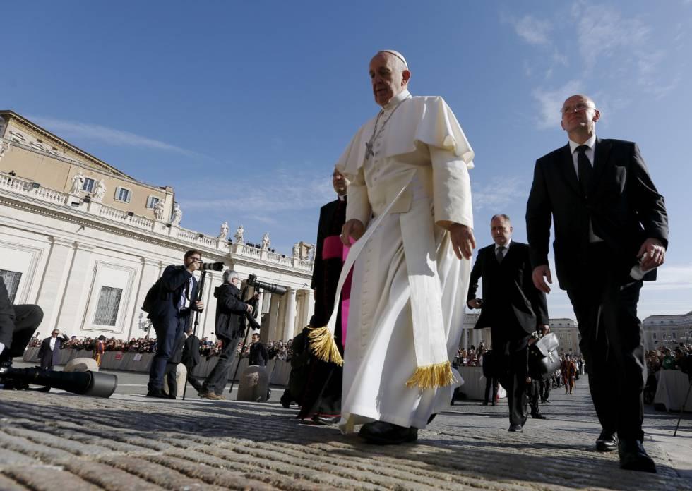El Agujero Negro De Las Finanzas Del Vaticano Internacional El País