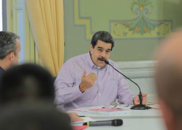Nicolás Maduro adianta o Natal