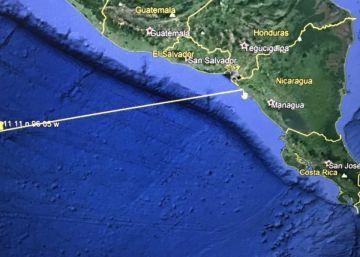 El presidente de El Salvador alerta a la población de la posible llegada de un tsunami