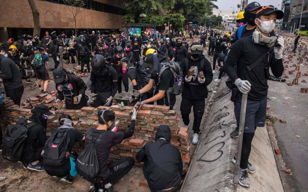 Resultado de imagen para enfrentamientos universidad china