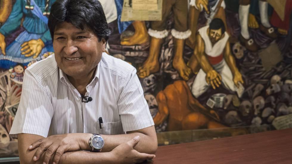"""Evo Morales: """"Estoy dispuesto a volver a Bolivia y, para pacificar, no ser candidato"""""""