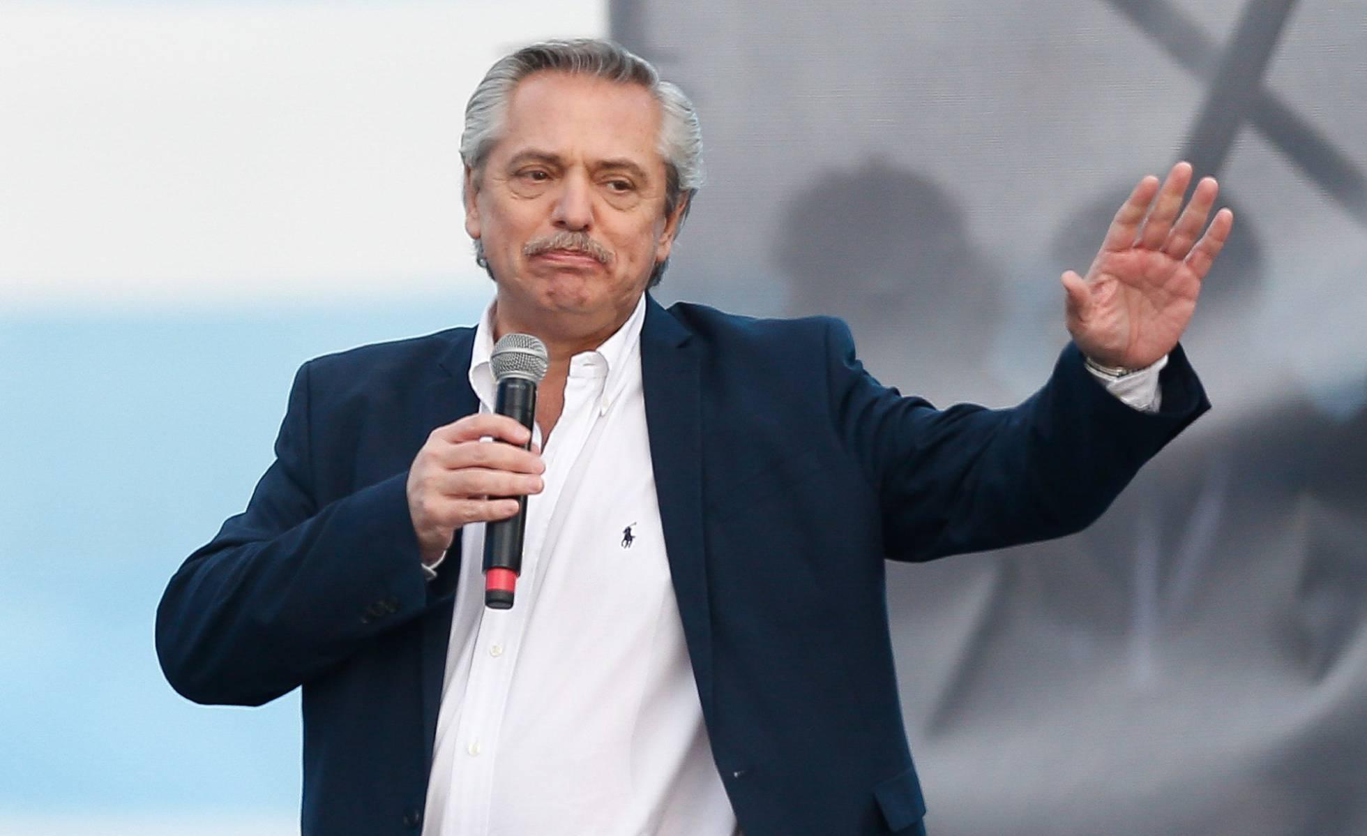 Alberto Fernández advierte al FMI que Argentina no hará más ajustes