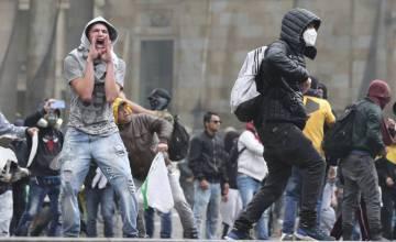 Las protestas se intensifican en Colombia y Duque saca el Ejército a las calles