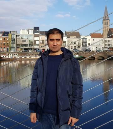 Ablimit Tursun, en Ghent (Bélgica), en una foto sin datar.