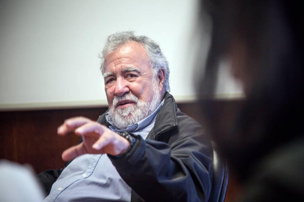 Encinas es el subsecretario de Derechos Humanos de la secretaría de Gobernación mexicana.
