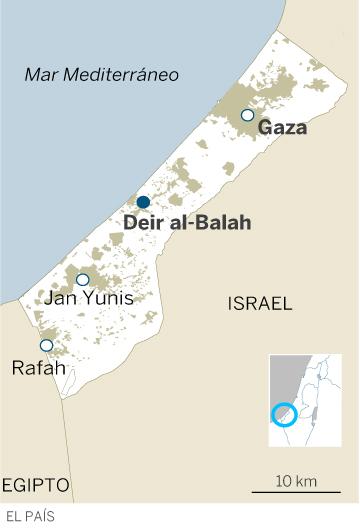 Begraben und vergessen in Gaza wegen eines irrtümlichen Angriffs Israels