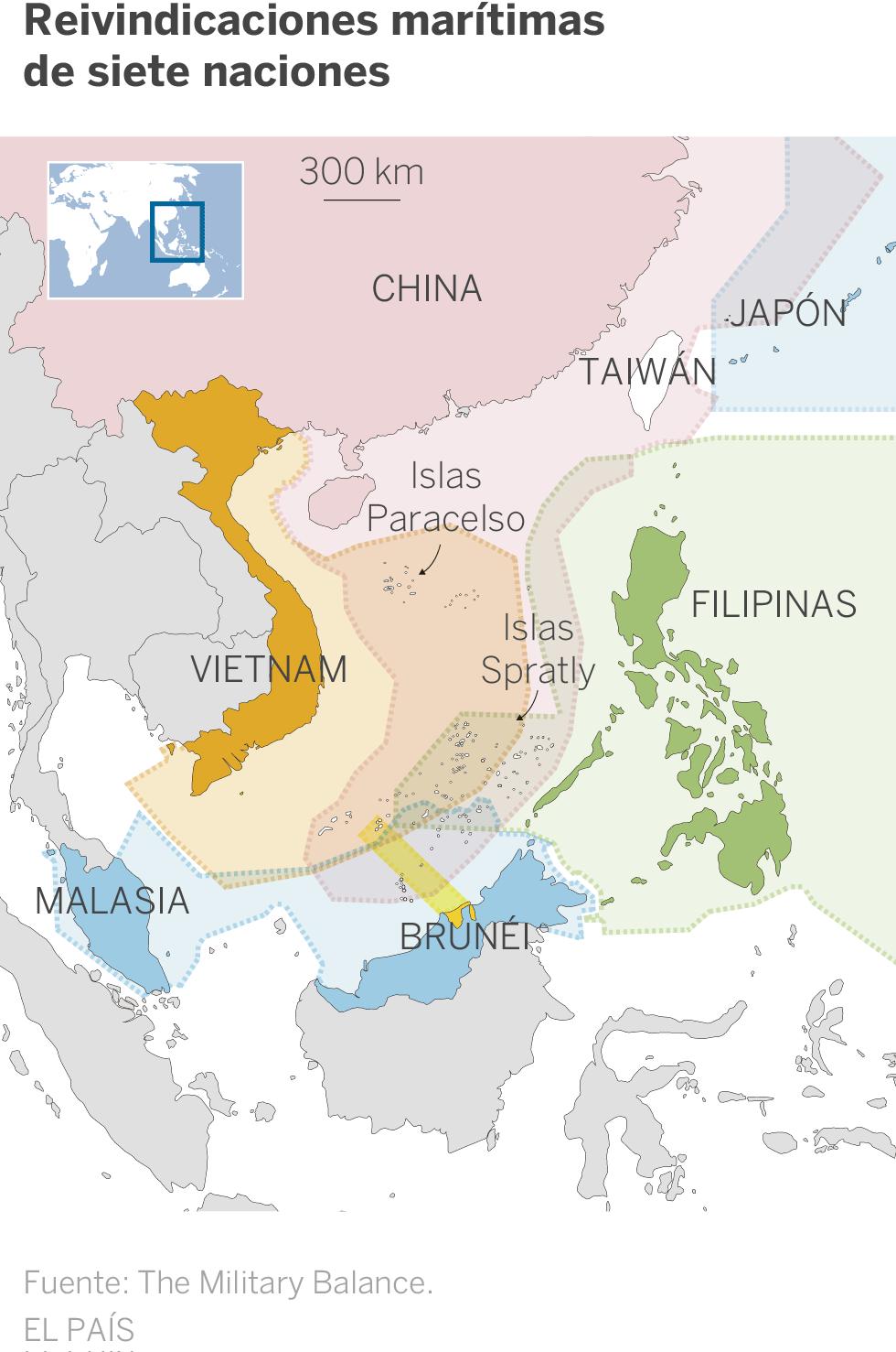 La expansión de la Armada china pone en alerta a EE UU