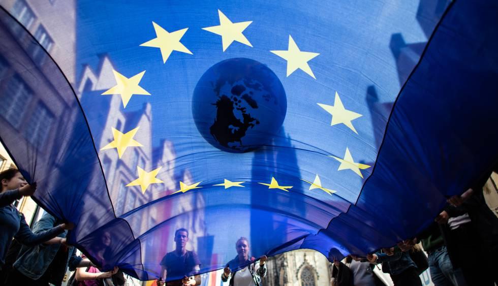 La UE en 2020: Hacia el horizonte verde y digital tras la década de la policrisis