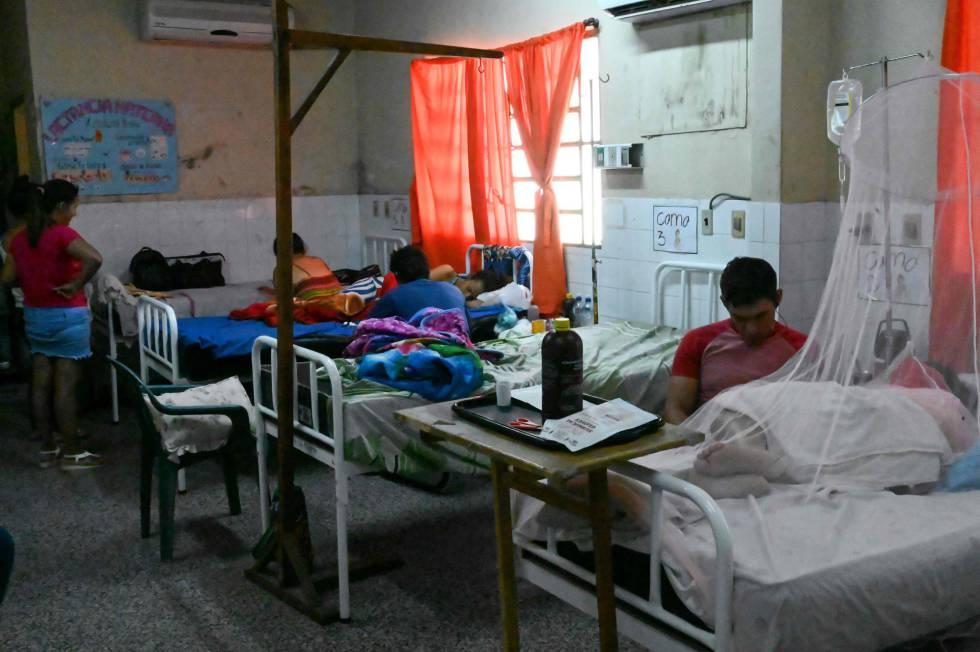 Una epidemia de dengue afecta a más de 1.800 personas en Paraguay, incluido el presidente