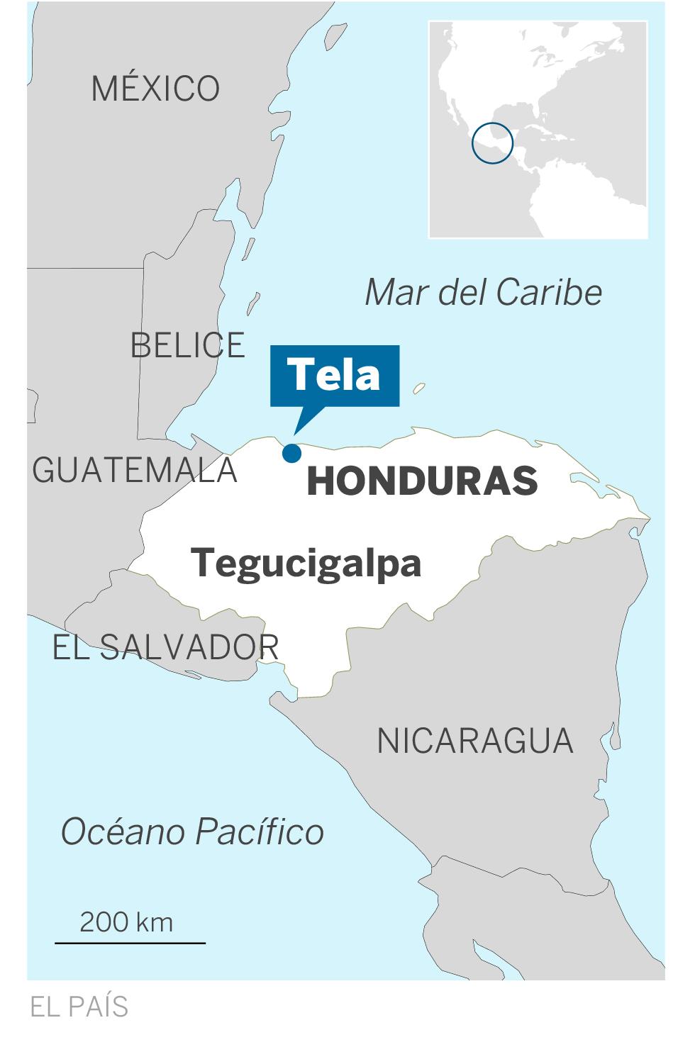 El pequeño Enoc o la maldición de Honduras