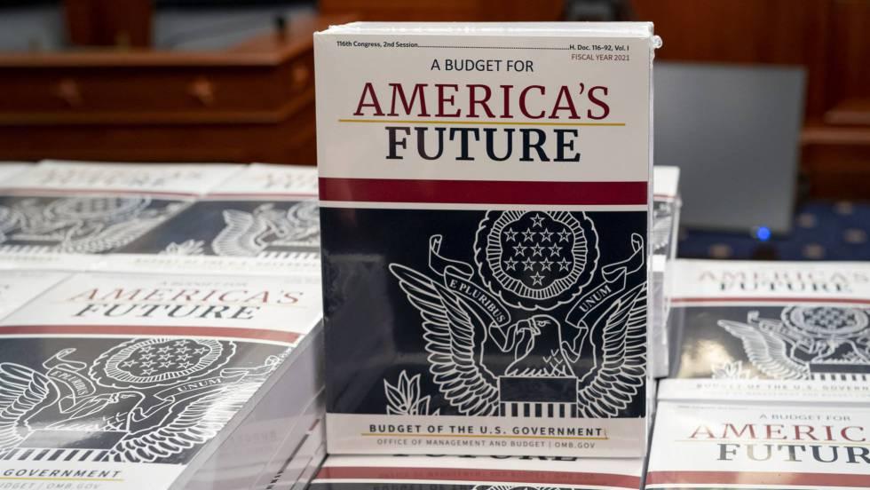 """Resultado de imagem para pictures of The """"Budget for the future of America"""", 2021"""
