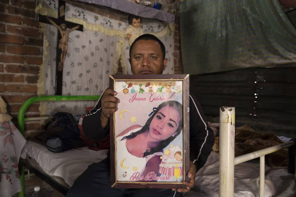 Omar Ríos, padre de Gabriela Ríos, desaparecida en Guanajuato.