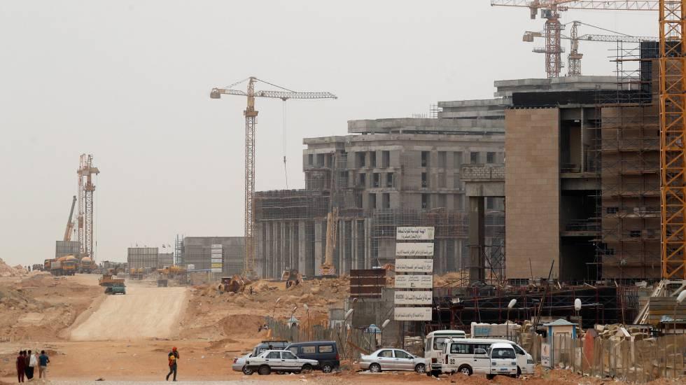 Una capital faraónica para el Egipto de Al Sisi | Internacional | EL PAÍS