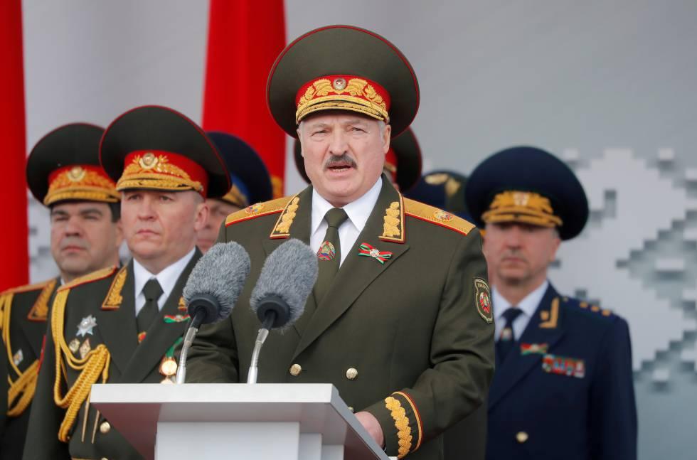 Represión y resistencia marcan los comicios presidenciales en Bielorrusia |  Blog Las Atalayas | EL PAÍS