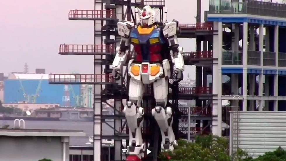 Un robot para hacer realidad los sueños de los aficionados a la animación japonesa