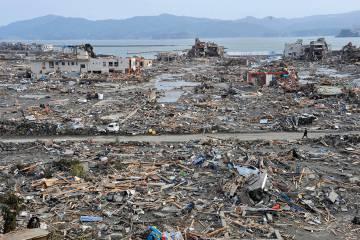 FOTOGALERÍA   Diez años tras la destrucción del terremoto y el tsunami de Japón