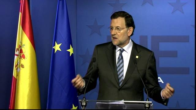 Rajoy niega que el rescate de la banca imponga condiciones a la economía
