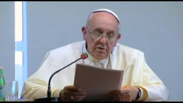Francisco denuncia ante los cardenales los fallos de la Iglesia latinoamericana