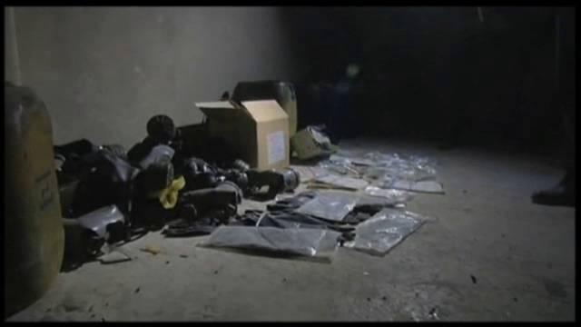 Médicos Sin Fronteras dice que 355 sirios han muerto por agentes químicos