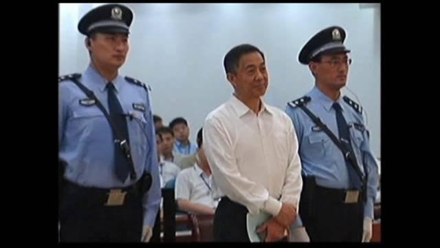 El exdirigente chino Bo Xilai, condenado a cadena perpetua