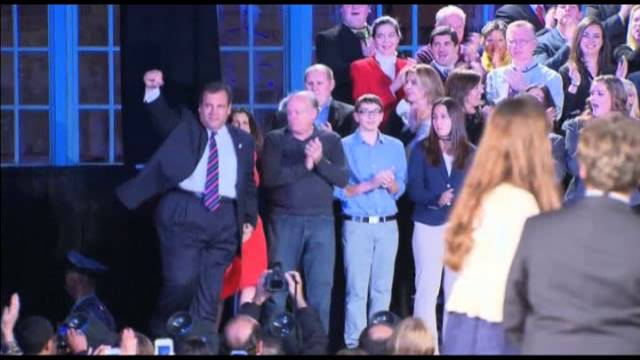 La victoria de Christie lanza al republicano en la carrera a la Casa Blanca