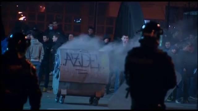 La ira por la crisis económica y el bloqueo político estalla en Bosnia