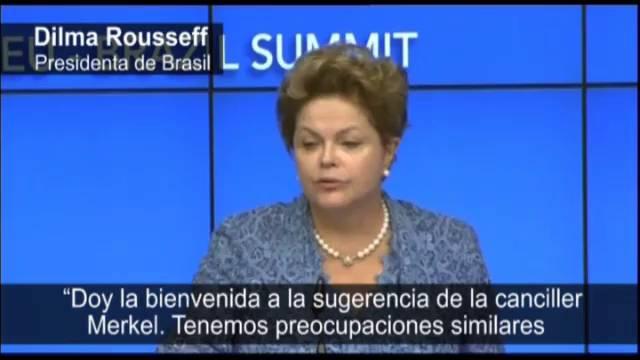 El escándalo del espionaje impulsa la iniciativa de unir Brasil y UE por cable