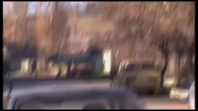 Las fuerzas prorrusas toman la base de Belbek