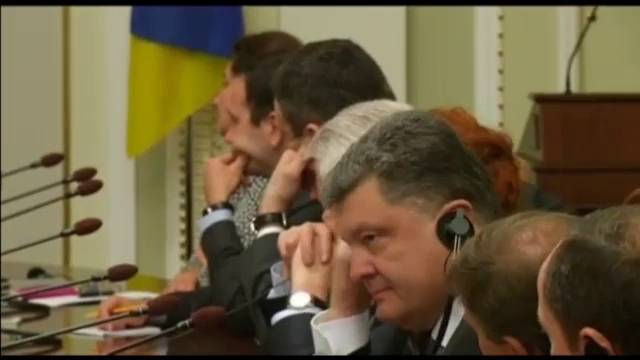 Biden y Yatseniuk reúnem-se em Kiev.